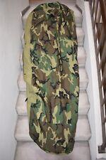 NEW 2 pcs US military sleeping bag Bivy cover & sleeping bag hood TENNIER camo