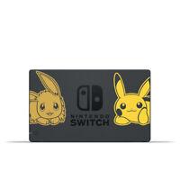 Nintendo Switch Dock Pokemon Let's Go Pikachu Eevee Japan NEW F/S P