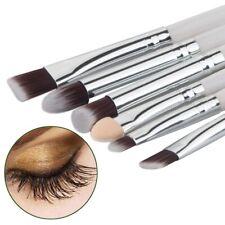 6pcs Maquillage Sourcils Pinceau fard à paupières Eyeliner Blending Brush Set fr