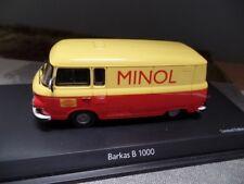 1/43 Schuco Barkas B 1000 Kastenwagen Minol 03640