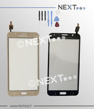 Touch screen per display Samsung Galaxy J7 SM J700H J700F DUOS 3G ORO + KIT