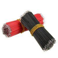 2X(400Pcs Jumper Cable fil electronique Essai Solderless Arduino Wire 6cm WT