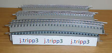 LIONEL #12043 FASTRACK FAST TRACK 12 PIECES O48 O-48 CURVED CIRCLE O GAUGE TRAIN