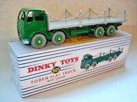 Atlas Dinky Supertoys No.905 Foden Flat Truck with Chains Mint/boxed 1/43