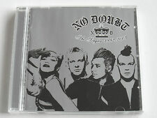 No Doubt - The Singles 1992-2003 2 Bonus Tracks(CD Album 2003) Used Very Good