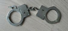 Russian POLICE   Plated Professional Genuine  Steel Handcuffs  Handcuff
