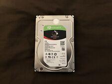"Seagate ST6000VN0033 Iron Wolf 6TB Storage Internal 3.5"" SATA"