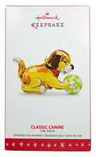 HALLMARK 2016 TIN TOYS CLASSIC CANINE 3rd and Final in Tin Toys Series