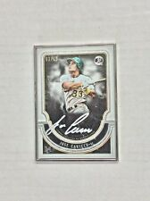 2018 TOPPS MUSEUM BASEBALL JOSE CANSECO FRAMED AUTO # MFA - JC - #3/15