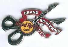 Hard Rock Cafe  BARCELONA GRAND RE-OPENING VIP 2013 Pin