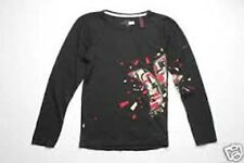 Hurley Kids Thermal Tee (XL) Black