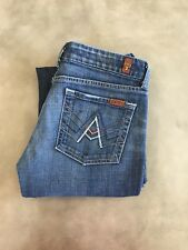 Seven for all mankind A Pocket Women's Jeans 27X29 Pre Owned