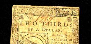 1776 Fugio Note Unique 1787 US Constitution Serial Number
