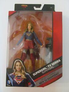 "DC Comics Multiverse - Supergirl (TV Series) 6"" Figure - Sealed"