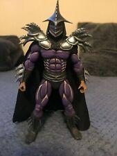NECA TMNTII Super Shredder Figure First Release Film Version