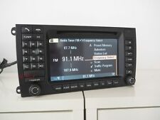 955642210BX GENUINE PORSCHE CAYENNE TURBO S GTS NAVIGATION PCM2.1 MONITOR RADIO