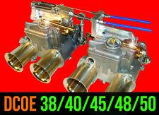 Gaszug Weber 38 40 45 48 DCOE Doppelvergaser Vergaser Gasgestänge Gasbetätigung