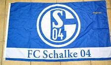 Schalke 04 Flag Banner 3x5 ft FC S04 Germany Soccer