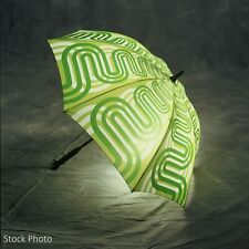 Bright Night Illuminated Lightweight Umbrella Slow Flow Design #2 - New