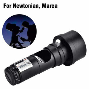"""1.25"""" Red Laser Collimator+2"""" Adaptor For Telescopes with 7 Bright Level UK 2021"""