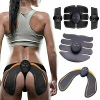 Hip Trainer Muscle Simulator ABS Fitness Slimming Buttocks Butt Lifting Toner