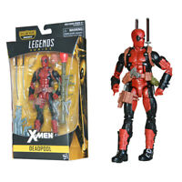 "6"" Marvel X Men Super Hero Deadpool 2 Legends Series Figure With Retail Box 15cm"