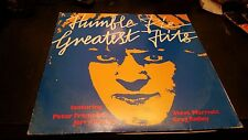 Humble Pie – Greatest Hits Vinyl Record LP - Rock