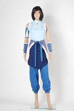 Avatar The Legend of Korra Korra Women Cloth Cosplay Costume