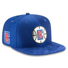 Los Angeles Clippers LA New Era 9FIFTY NBA Draft On Court Snapback Hat Cap 950