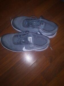 Size 7.5 - Nike Flex Experience RN 7 Wolf Grey White
