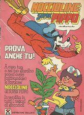 X7780 Noccioline Super Pippo - CID - Pubblicità 1976 - Vintage Advertising