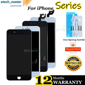 For Apple iPhone 8 7 6s 6 Plus 5s Screen Replacement LCD Touch Digitizer Display