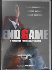 DVD END GAME (CUBA GOODING JR.)