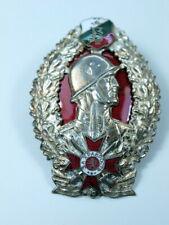 EHRENZEICHEN DER INFANTERIE BULGARIEN 1940 Orden Offizier 2. WK Wehrmacht