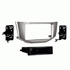 Radio Stereo Installation Mounting Dash Kit Combo SD//DD SWC Interface LE28