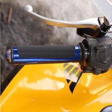 New ODI Rouge handlebar grip set BLUE Honda TRX300EX TRX 300EX 300X atv
