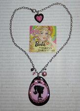 Joyería ~ Classic Barbie Tarina Tarantino Swarovski Silueta Collar Accesorio