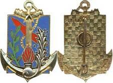 Intendance de la NOUVELLE CALEDONIE, émail, dos guilloché, Drago 2774 (3349)