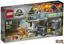 VORVERKAUF LEGO® Jurassic World™: 75927 Ausbruch des Stygimoloch ! NEU & OVP !
