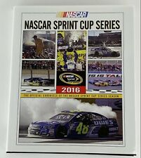 2016 Nascar Sprint Cup Series Chronicle Yearbook Jimmie Johnson Champion