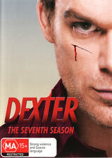 Dexter: Season 7  - DVD - NEW Region 4