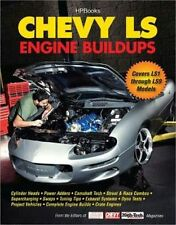Chevy LS Engine Buildups Manual Book LS1 LS6 LS2 LS7 LS3 LS9 Head Block Cam NEW