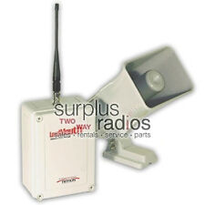 Ritron LoudMouth Wireless PA System works w/ Icom Kenwood Motorola radios CP200