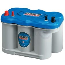 OPTIMA D27M BLUE TOP BATTERY,12V,AGM,EVIN RUDE,3 YEAR WARRANTY,DRY CELL,ISOLATOR