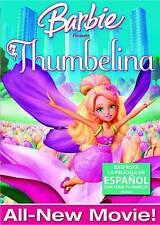 BARBIE PRESENTS THUMBELINA DVD Animated Movie