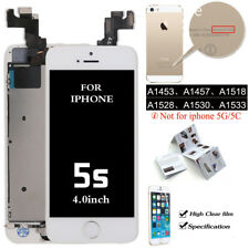 Recyco P-YA-007 LCD Display Touch Screen Frame Digitizer for iphone 5s - White