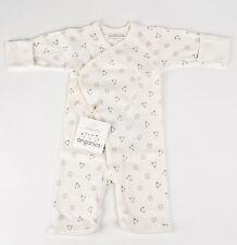 Pijama manga larga Organics EARLYBIRDS (desde 1,5kg) prematuros / bebés