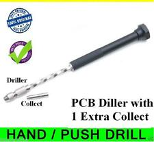 PCB Driller PCB Hand Push drill PCB Drill Machine with extra 1 collect