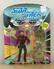 1992 Star Trek: Next Generation Commander William Riker, Playmates Action Figure