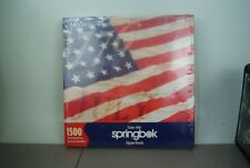 """Call to Freedom"" 1500 pc Jigsaw Puzzle by Springbok **NEW** (Minor box damage)"